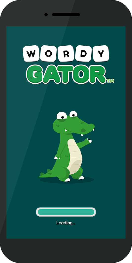 Screenshot 1 of Wordy Gator