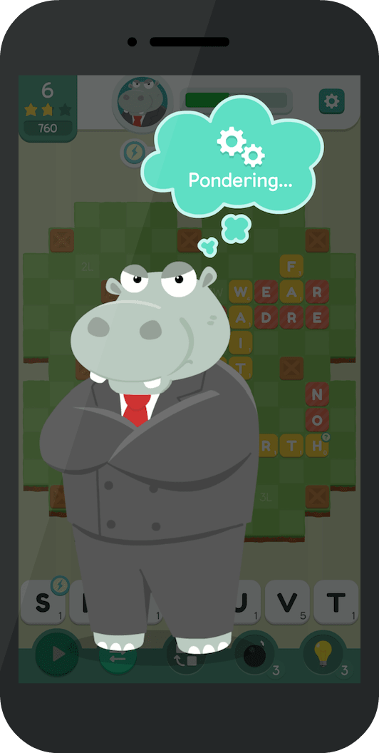 Screenshot 5 of Wordy Gator