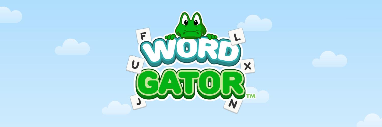 Word Gator Logo